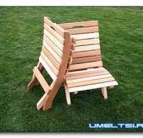 Раскладное кресло своими руками