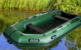 Уход за лодкой пвх