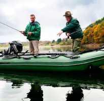 Резиновые надувные лодки для рыбалки