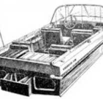 Отечественные моторные лодки
