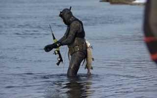 Снаряжение для подводного охотника