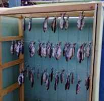 Приспособление для сушки рыбы