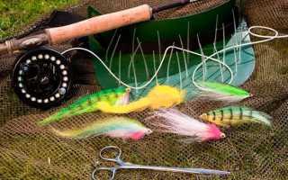 Нахлыстовая рыбалка видео
