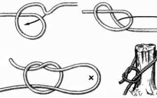 Натяжной узел