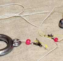 Рыбалка на кольцо