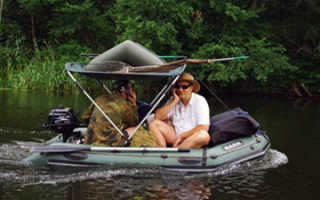 Лодка барк