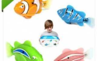 Электронная рыба
