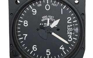 Часы с альтиметром