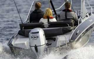 Расход топлива лодочного мотора