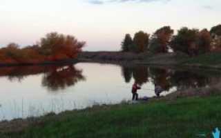 Рыбалка в харабалях