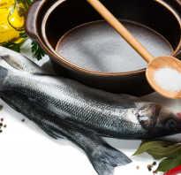 Рассол для копчения рыбы