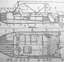 Технические характеристики казанка 5м2