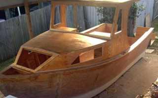 Лодки самоделки
