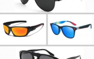 Поляризационные очки фото