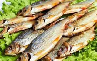 Сколько вялить рыбу