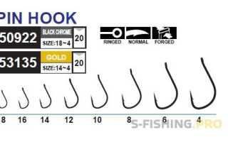 Рыболовные крючки овнер
