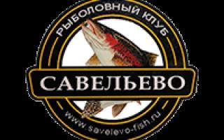 Рыбалка в савельево 2 форум последняя страница