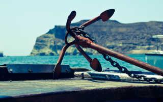 Якорь для лодки пвх