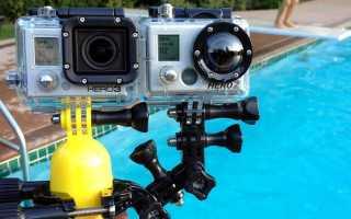 Подводная камера для дайвинга