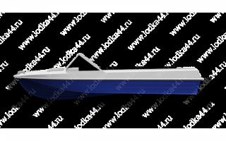 Лодка казанка 5м2
