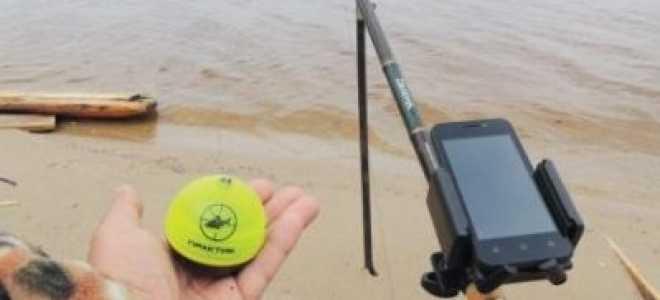 Эхолот для рыбалки беспроводной