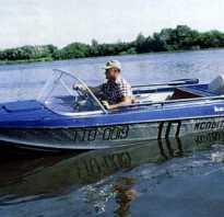 Лодка казанка 5м4