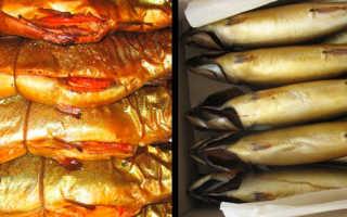 Рыба копченая рецепт